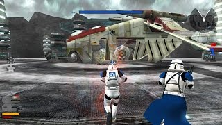 Download Star Wars Battlefront 2 Gameplay 1 Mygeeto - Amongst The Ruins Video