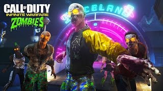 Download Call of Duty: Infinite Warfare Zombies - Spaceland Zombies Gameplay Walkthrough Part 1! (IW Zombies) Video
