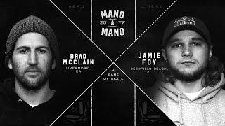 Download Mano A Mano 2017 - Round 1: Brad McClain vs. Jamie Foy Video