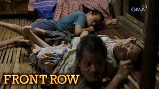 Download Front Row: Tatlong magkakapatid sa Iloilo, hindi makalakad dahil sa kapansanan Video