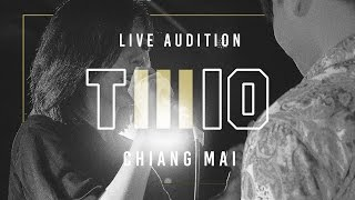 Download TWIO3 : LIVE AUDITION STAGE#4 (CHIANG MAI) | RAP IS NOW Video