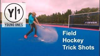 Download Field Hockey Trick Shots Video