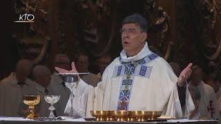 Download Messe pour la nouvelle fête de Sainte Marie, Mère de l'Eglise Video
