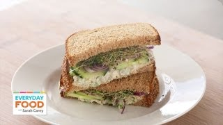 Download Tangy Tuna Salad - Everyday Food with Sarah Carey Video