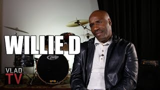 Download Willie D on Why People are Scared of James Prince: He Demands Respect (Part 6) Video