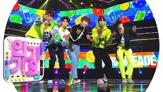 Download TXT(투모로우바이투게더) - Blue Orangeade @인기가요 Inkigayo 20190310 Video