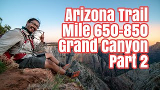 Download Arizona Trail Grand Canyon Bike Carry and End of Thru-Bikepacking. Flagstaff to Utah Ep 13 Pt. 2 Video