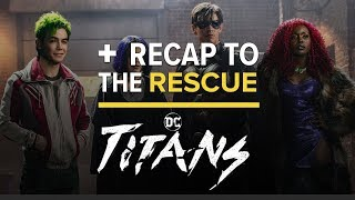 Download 'Titans' Episode 1x02 Easter Eggs and DC Comics References - Recap to the Rescue Video