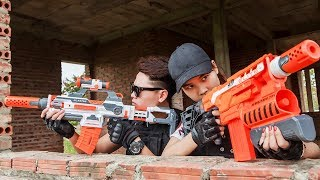Download Nerf Guns War: SEAL TEAM Special Fight Group Of Dangerous Fools Video