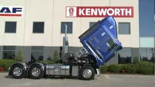 Download How to tilt a Kenworth K200 cabin Video