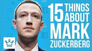 Download 15 Things You Didn't Know About Mark Zuckerberg Video