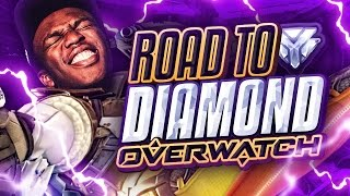 Download OVERWATCH - ROAD TO DIAMOND!!! Video
