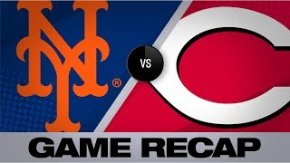 Download Alonso belts 50th homer in Mets' 8-1 win | Mets-Reds Game Highlights 9/20/19 Video