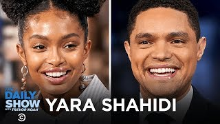 "Download Yara Shahidi - Living Her Fullest Life Through Her Character on ""Grown-ish"" 