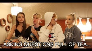 Download Asking OUR GIRLS Questions.. (TEA) Video
