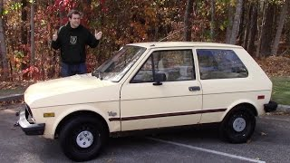 Download Here's Why the Yugo Is One of the Worst Cars Ever Made Video