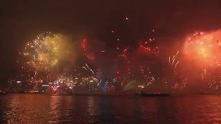 Download CTS Hong Kong New Year Countdown Celebrations 2018 (LIVE) Video