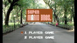 Download Super Mario Bros Recreated as Life Size Augmented Reality Game Video