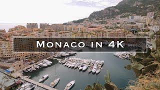 Download Monaco in 4K Video