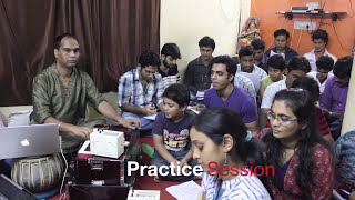 Download Raag Yaman Practice Session by the Students of Alaap Music Academy, Chennai. Video