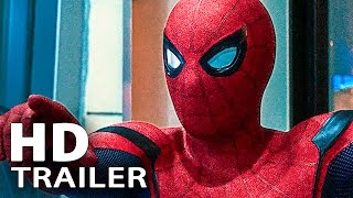 Download SPIDER-MAN: Homecoming - Extended Trailer (2017) Video