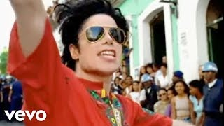 Download Michael Jackson - They Don't Care About Us (Brazil Version) Video