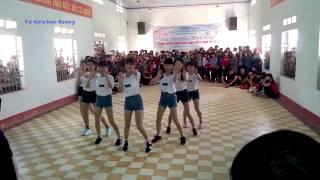 Download Nhảy Shuffle Dance xuất sắc của các bạn học sinh cấp 2 Video