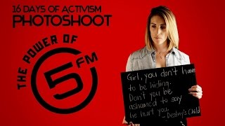 Download The 5FM 16 Days of Activism Campaign Video