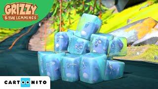 Download Grizzy i lemingi | Za ciepło | Boomerang Video