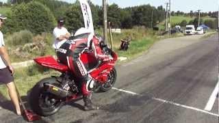 Download Départ course de côte moto Video