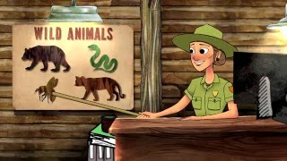 Download Ask a Ranger: Wild Animals - HitRECord x Find Your Park Video