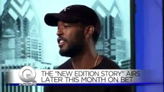 Download Q Quiz: How well Luke James knows Johnny Gill and New Edition Video