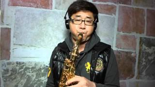Download 문 밖에 있는그대(임명순 알토색소폰연주) Video