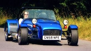 Download Can You Use A Caterham As An Everyday Car? #TBT - Fifth Gear Video