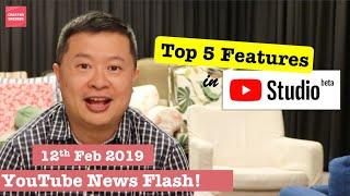 Download Top 5 Features You Can't Find in Classic Studio & Stories in Subs Feed Experiment! Video