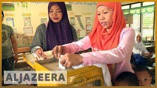 Download 🇵🇭Philippines' Muslim region votes on new autonomy law   Al Jazeera English Video