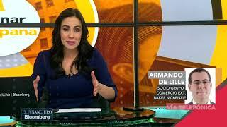 Download Acereros mexicanos no han dado el brazo a torcer: Armando de Lille Video