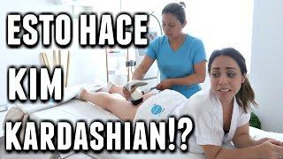 Download PROBÉ EL TRATAMIENTO DE KIM KARDASHIAN! ♥ What The Chic VLOG Video