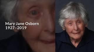 Download ASBMB 2019: In Memoriam Tribute Video