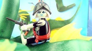 Download Playmobil Dragons - Playmobil Three-Headed Sea Serpent 4805 - Playmobil Pirates and Dragons Video
