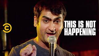 Download Kumail Nanjiani Tries Hard to Be Cool - This Is Not Happening - Uncensored Video