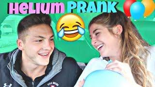 Download Helium Balloon Drive Through PRANK! *FUNNY* Video