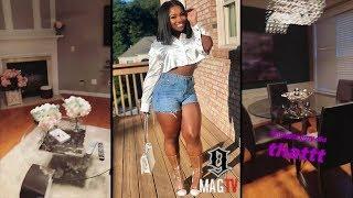 Download Lil Wayne's Daughter Reginae Carter Decorates Her 1st House 🏡 (2018) Video