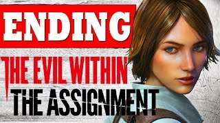 Download The Evil Within The Assignment ENDING Final BOSS All Endings Walkthrough PS4 XBOX PC [HD] Video