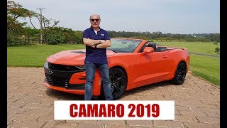 Download Chevrolet Camaro 2019 - por Emilio Camanzi Video