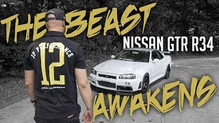 Download JP Performance - Nissan Skyline R34 GT-R | The Beast Awakens Video