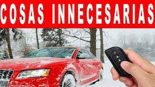 Download Cosas innecesarias en los autos. Video