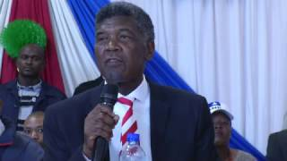 Download Lesotho Parliament Pre opening Video