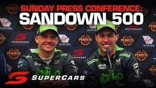 Download Sunday Press Conference: Sandown 500 | Supercars Championship 2019 Video