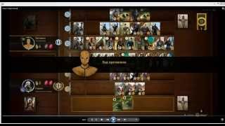 Download Ведьмак 3 - Гвинт - Очень интересная партия (Witcher 3 - Gwent - Good game) Video